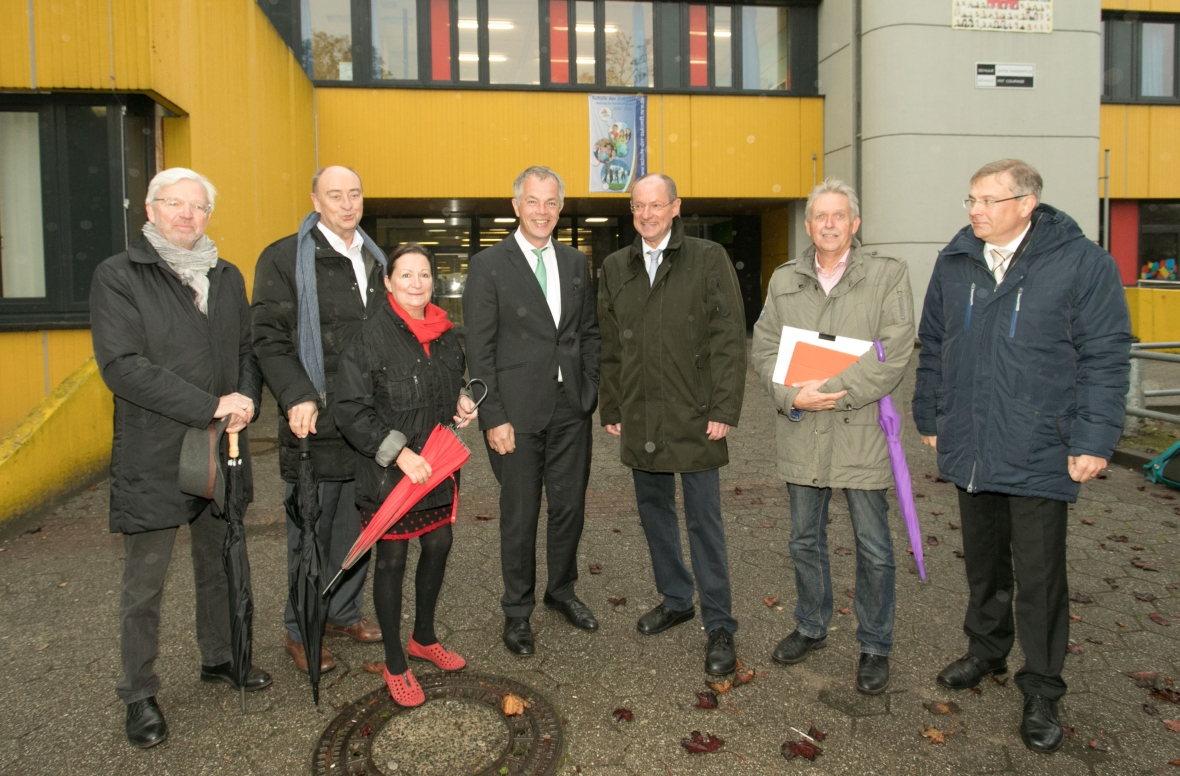InnovationCity roll out - Hamm Weststadt