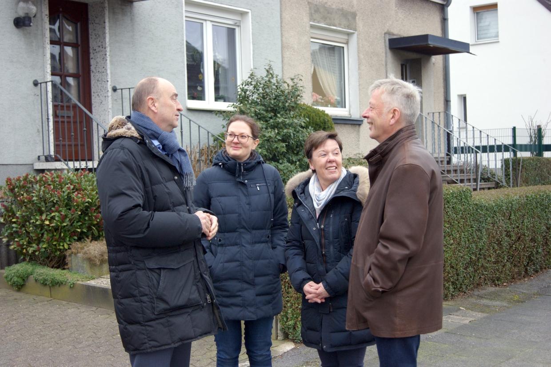 Pressegespräche Auftakt Recklinghausen